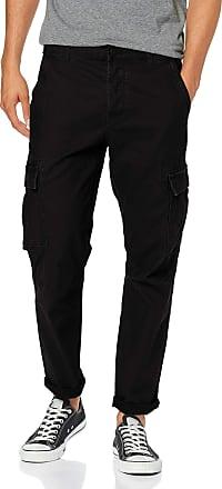 Only & Sons Mens Onsaged Cargo Pk 3720 Noos Trouser, Black (Black Black), 46 /L34 (Size: 32)