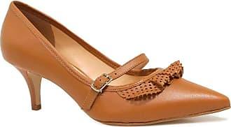 Zariff Sapato Zariff Shoes Scarpin Fivela Bico Fino