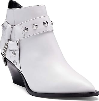 Jessica Simpson Womens Zayrie Fashion Boot, Bright White, 6.5 UK