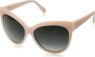 Elie Tahari Womens EL 167 PK Cateye Sunglasses, Pink, 160 mm