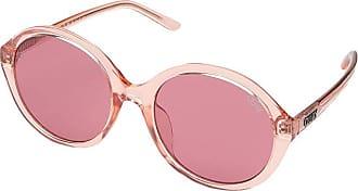 Quay Eyeware QUAYxBenefit Tinted Love (Pink/Pink) Fashion Sunglasses