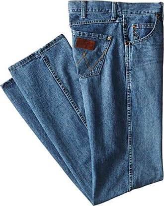 Wrangler Mens Size Tall Retro Relaxed Fit Straight Leg Jean, Boulder 33Wx38L
