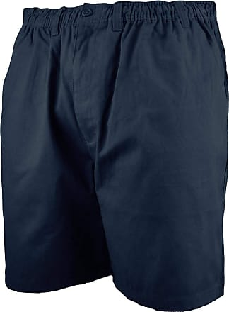 Espionage Big Mens Navy Blue Bono Rugby Shorts 2XL 3XL 4XL 5XL 6XL 7XL 8XL for Big and Tall Men ONLY, Size : 5XL