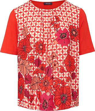 Basler Short-sleeved round neck top Basler multicoloured