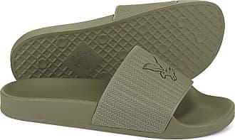 b0112e9bf3bf34 Lyle   Scott Thomson Vetiver Green Slide Sandals FW814 ...