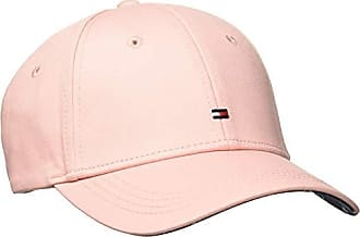 9677c8879cd800 Tommy Hilfiger Womens Classic Baseball Cap, Silver Pink, One Size