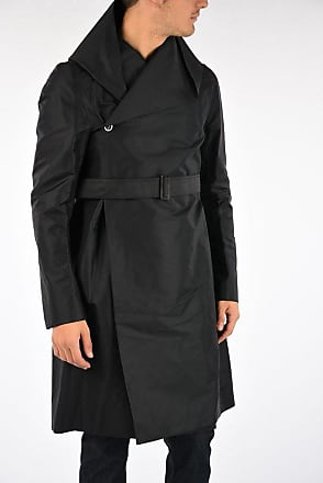 Rick Owens Hooded Trench size 54