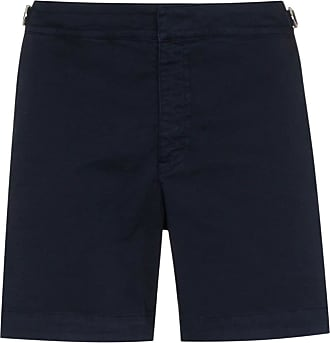 Orlebar Brown Bulldog chino shorts - Blue