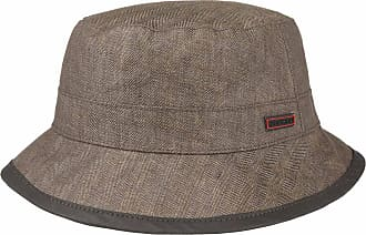 Stetson Coated Linen Cloth Hat by Stetson Bucket hats 5c3347051756