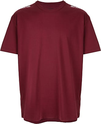 Off Duty Camiseta Oddo - Vermelho