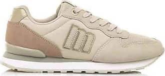 Mustang Womens Joggo Track Shoe, Leopard Blanco Roto, 10 UK