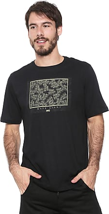 Wave Giant Camiseta WG Draw Preta