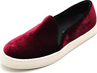Q&A Slip On Q&A Casual Bordo