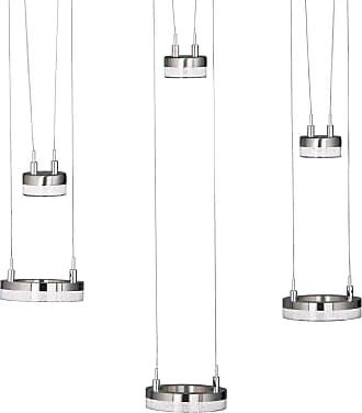 Wofi Leuchten home24 LED-Pendelleuchte Mason IV