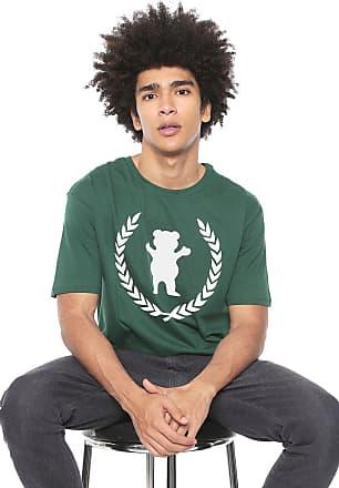Grizzly Camiseta Grizzly Premier Og Bear Verde