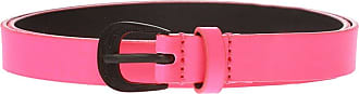 Diesel Belt With Decorative Buckle Womens Multicolor