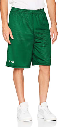 Joma Mens Rookie Reversible Basketball Shorts - Red/White, Mens, Green/White, XXL-3XL