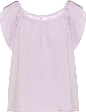 Velvet Ceila linen top