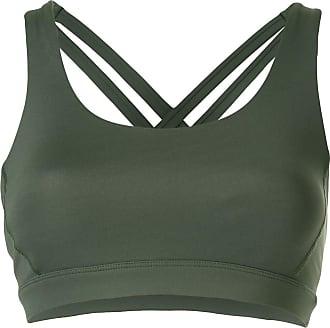 Nimble Activewear double tempo bra - Verde