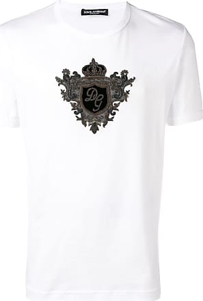 Dolce & Gabbana Camiseta com logo - Branco