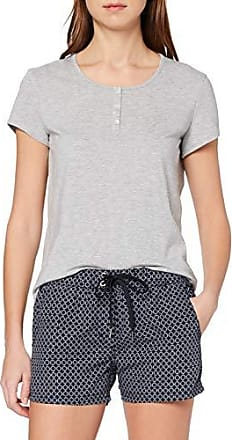 Marc O/'Polo Body /& Beach Damen Schlafanzugoberteil Mix Shirt Henley