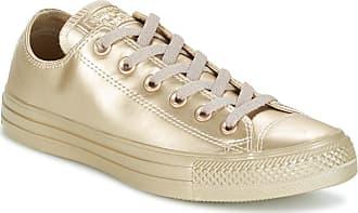 d7a5a2990fa Converse Lage Sneakers CHUCK TAYLOR ALL STAR LIQUID METALLIC OX LIQUID  METALLIC OX GOLD