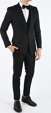 Dolce & Gabbana peak lapel 3 piece waistcoat suit Größe 48