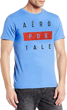 Aéropostale Camiseta Aeropostale Tamanho:G;Cor:Azul