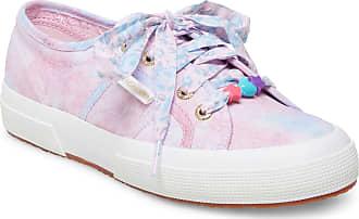 Superga 2750 Fancotbindingsbeadsw X Loveshack Fancy Pink Size: 39.5 (US Womens 8.5) Medium