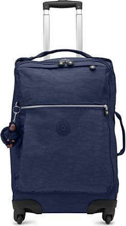 Kipling Darcey M Luggage, True Blue, One Size