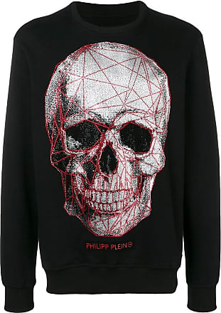 22572b4330f Philipp Plein® Crew Neck Sweaters: Must-Haves on Sale up to −40 ...