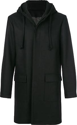 Harmony Mathieu coat - Preto