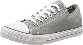 Dockers by Gerli Womens 36ur201-710850 Low-Top Sneakers, Beige (Khaki 850), 6 UK