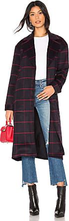 Rebecca Minkoff Cecilia Coat in Black
