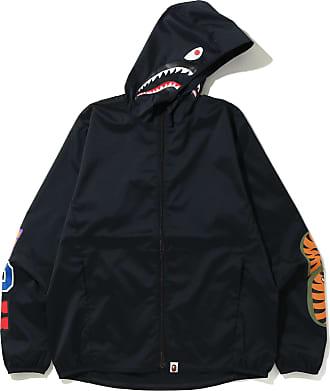 A Bathing Ape Shark Hoodie jacket