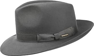 Cappelli da Uomo in Grigio  12 Marche selezionate per te  0e6c254aac29