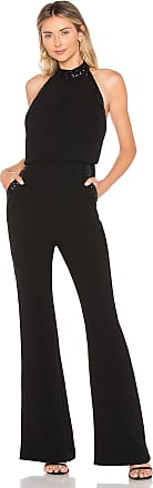 Rachel Zoe Lou Jumpsuit in Black