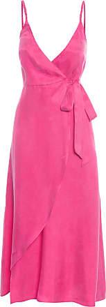 Market 33 Vestido Transpassado - Rosa