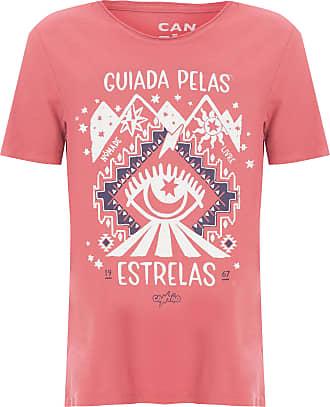 Cantão T-shirt Classic Esotérical 75 - Laranja