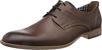 Derby Marron Fretz 50 14 Homme Cavallo Tosco UK EU Men 4xqqgH