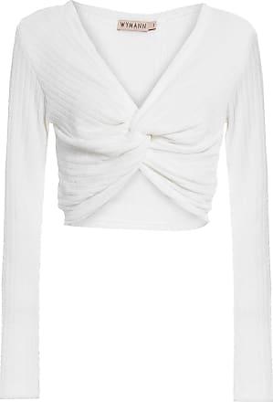 Wymann Blusa Retorcida - Branco