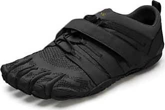 Vibram Fivefingers Mens V 2.0 Indoor Training Shoes, Black Black, 7.5 UK