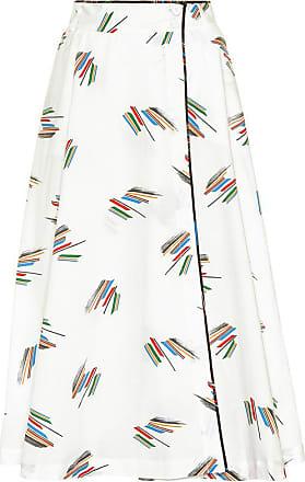 Gabriela Hearst Nellie cotton skirt