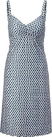 Madeleine Strandkleid mit Trägern in blau MADELEINE Gr 34B, jeansblau für Damen. Elasthan, Polyester