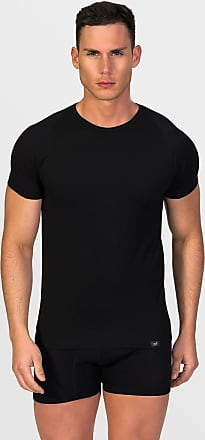 ZD Zero Defects Zero Defects black cotton crew-neck t-shirt plus size