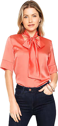 Lucy in the Sky Blusa Lucy in The Sky Laço Laranja