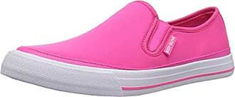 Body Glove Womens Antigua Sneaker, neon Pink, 6 M US