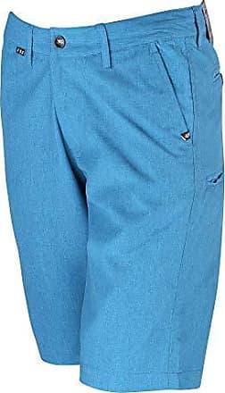 Fox Mens Essex Modern Fit Quick Dry Tech Short, Heather Maui Blue1, 29