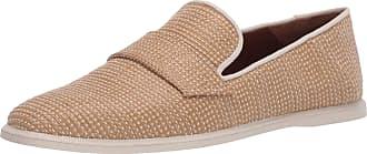 Franco Sarto Womens Dellis Loafer Flat, Natural, 4.5 UK