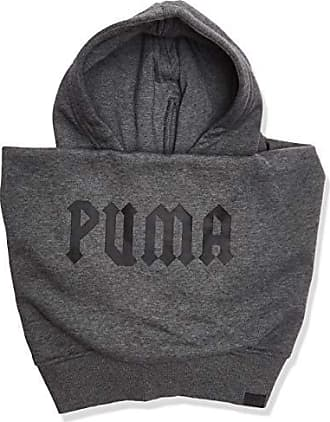 7ed2a07b3ea04d Puma Unisex-Adults Fenty Slip-ON HAT, dark gray heather/puma black